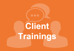 Client Trainings