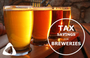 Tax Savings for Breweries - AAFCPAs