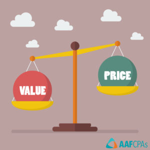 Weighing Value vs Price