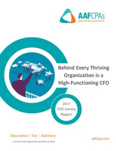 Behind Every Thriving Organization is a High-Functioning CFO