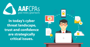 Quote: In today's cyber threat landscape, trust and confidence are strategically critical issues