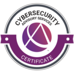 Cybersecurity Advisory Services Certificate Logo