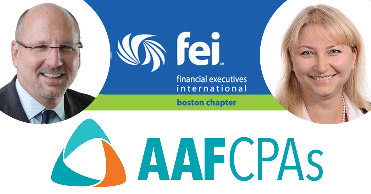 AAFCPAs to Present FEI-Boston's 2019 Ethics Symposium