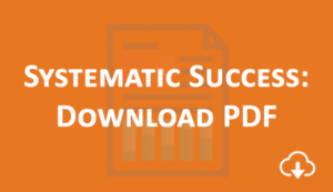 Systematic Success: Download PDF