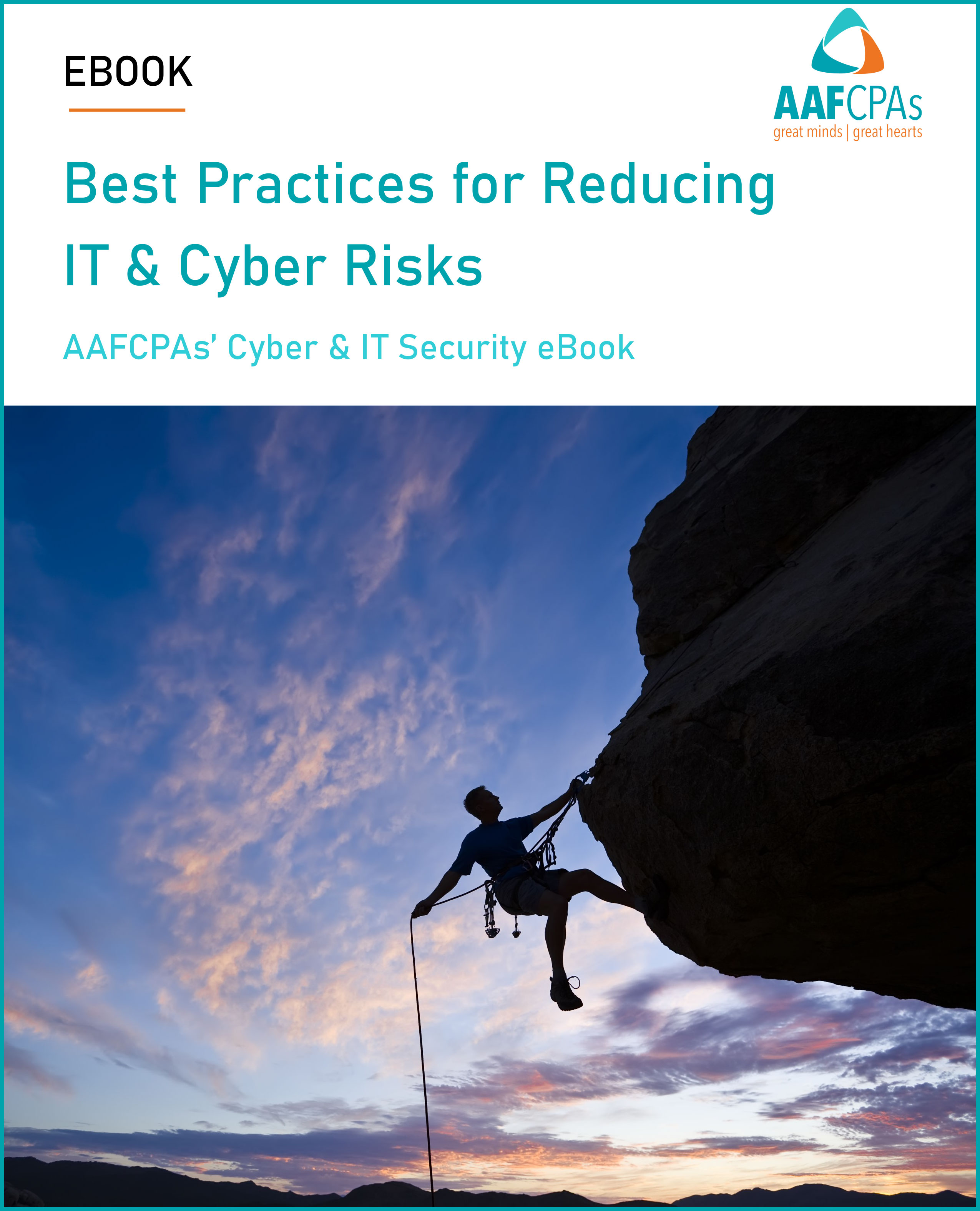 eBook: Best Practices for Reducing IT & Cyber Risks