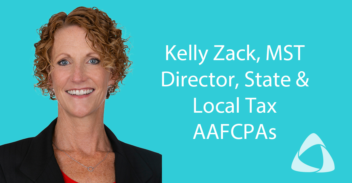 AAFCPAs Welcomes New Tax Director to Support Growing Complexities of Multi-State Taxation