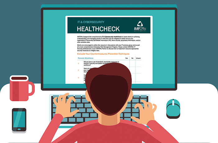 Cyber Health Check: Assess Your IT Controls