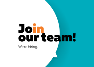 Join Our Team - We are hiring!