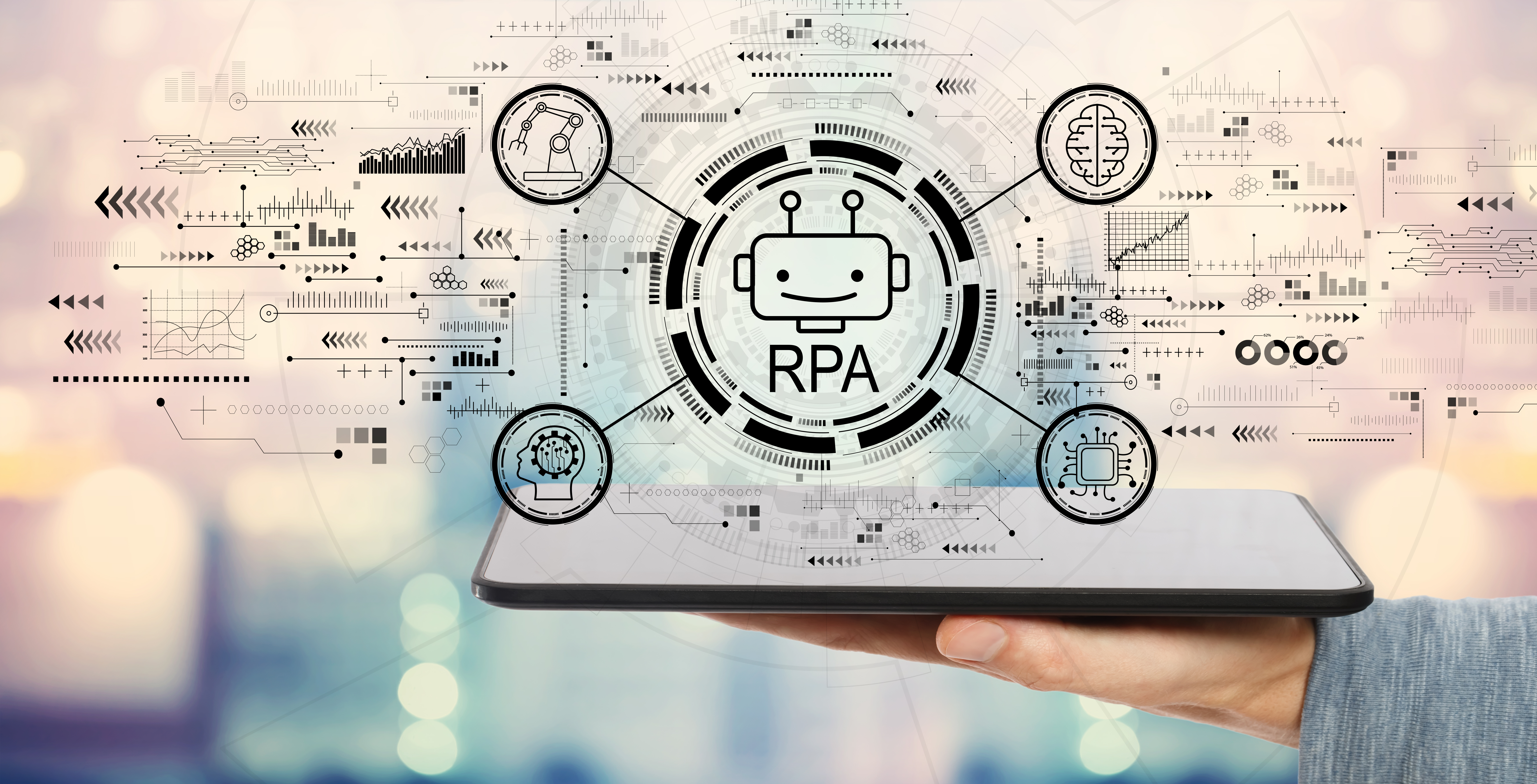 Automate Rote Processes With Robotic Process Automation