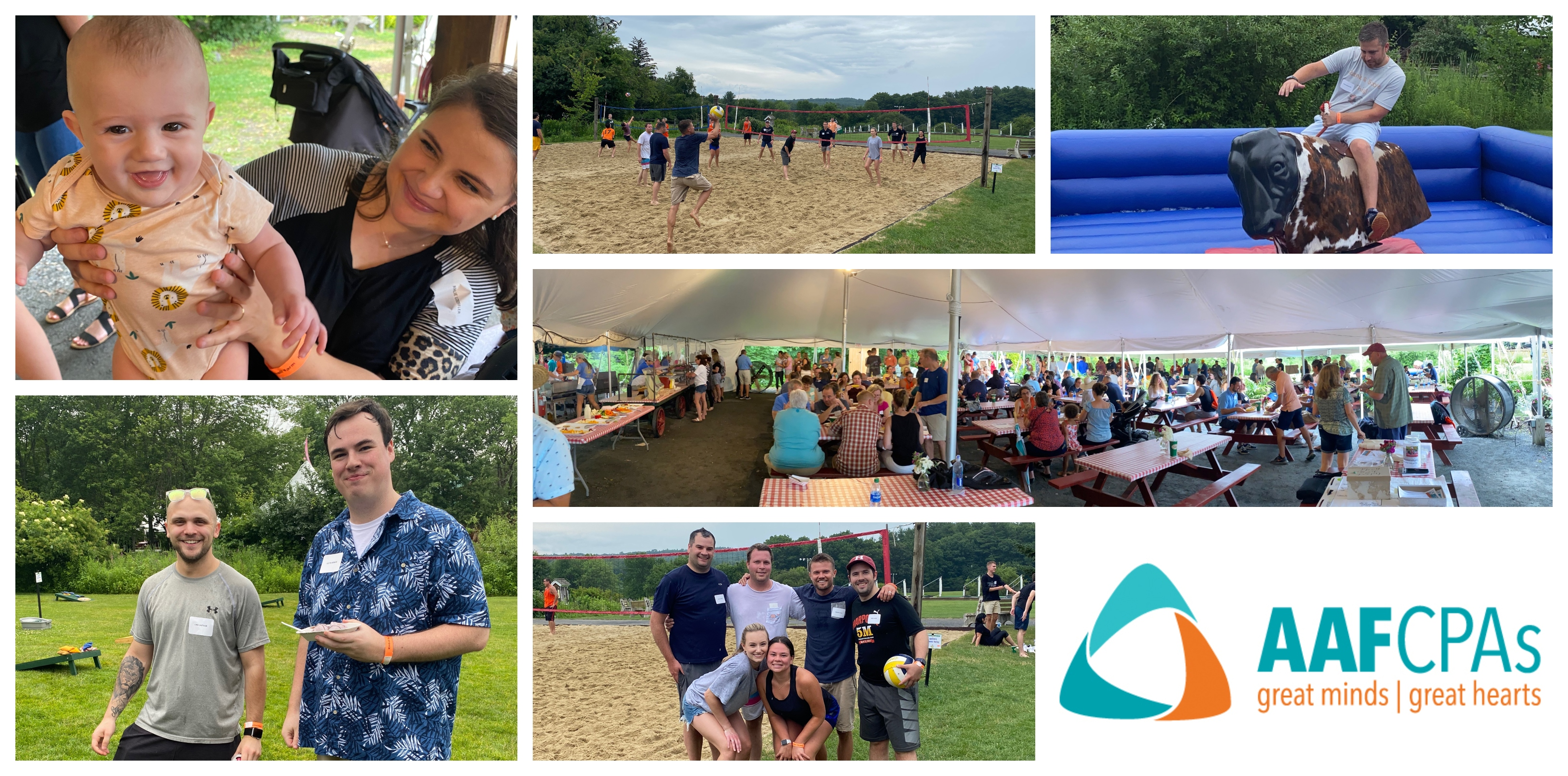 AAFCPAs' Raises $1350 for Mental Health at Summer Outing